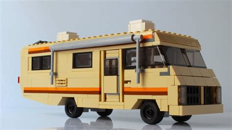 Rv In Breaking Bad building the breaking bad s rv with lego