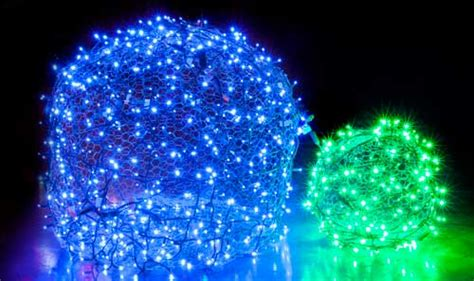 Save Money By Creating Your Own Outdoor Christmas Make Light Balls