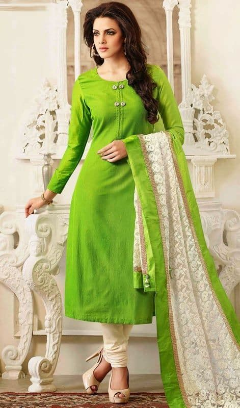 Simple Punjabi Dress Patterns For Ladies