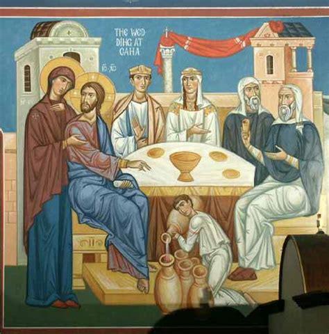 Wedding At Cana Eucharist by Church Weddings Liturgy