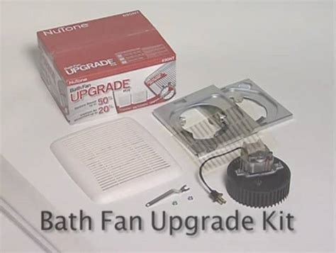 bathroom fan upgrade kit bathroom fan upgrade kit 28 images amazon com broan