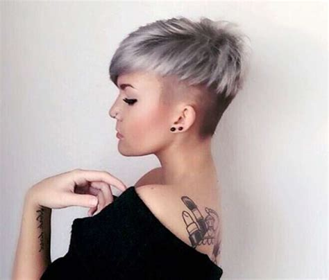 hairstyles 2017 short short hairstyles dark hair 2017 fashion and women