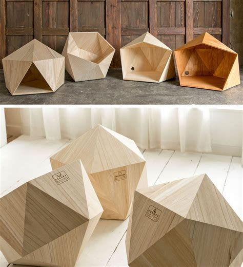 Japanese Style House Plans These Geometric Pet Beds Are An Ideal Resting Spot For