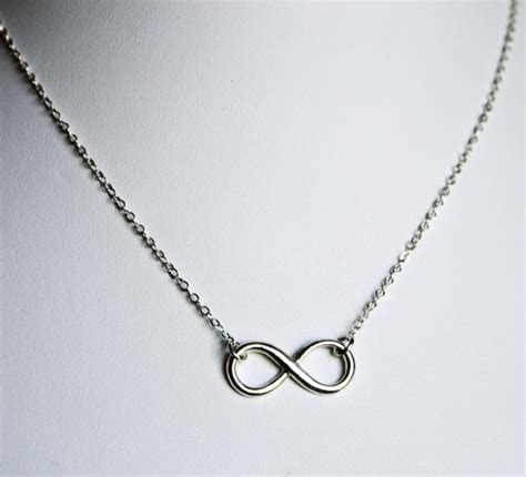 infinity necklace meaning bridesmaids gifts weddingbee