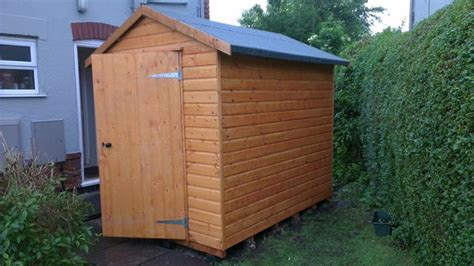 Sectional Sheds by Sectional Buildings