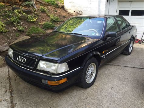 free auto repair manuals 1991 audi v8 security system 1991 audi v8 quattro 5 speed manual 3 6l for sale in pittsburgh pennsylvania united states
