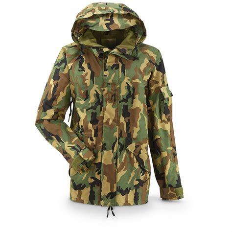 Belgica U Layer Parka u s surplus s 3 layer parka new 660506 camo jackets at sportsman s guide