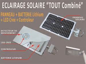 le led solaire ladaire solaire lithium led controleur candelabre quot tout combine 30w quot