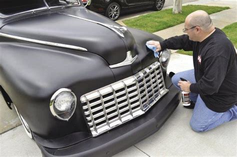 Purple Paint Law by Car Care Pros Reformulate Their Approach To Modern