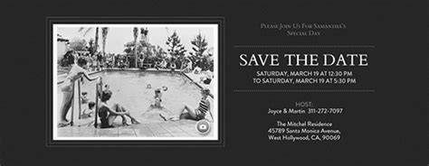 save the date invitations and cards evite com