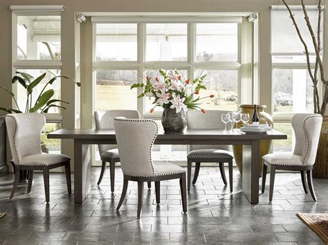 universal furniture dining room universal furniture curated graphite baldwin dining side