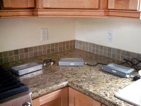 add spotlights under cabinetry kitchen lighting ideas easy under cabinet kitchen lighting hgtv