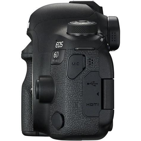 eos 6d dslr canon eos 6d ii dslr lenses accessories