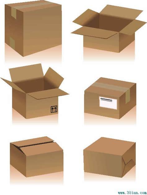 desain kemasan karton kotak karton kemasan desain vektor grafik vektor gratis