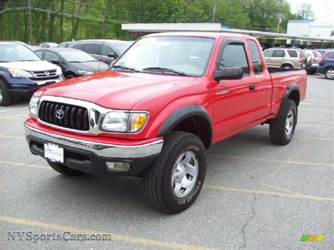 2002 Toyota Tacoma 4x4 2002 Toyota Tacoma Xtracab 4x4 In Radiant Photo 2