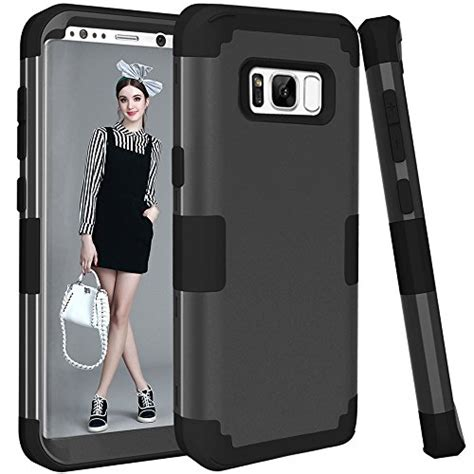 Sale Softcase Capdase Samsung Plus galaxy s8 plus kamii 3in1 shockproof drop protection pc soft silicone combo hybrid