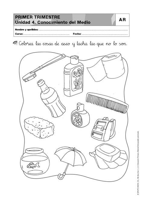 actividades de ciencias para primer grado actividades de ciencias para primer grado