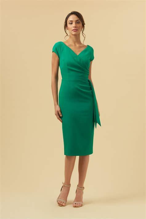 8 Pretty Wrap Dresses by Dresses The Pretty Dress Company