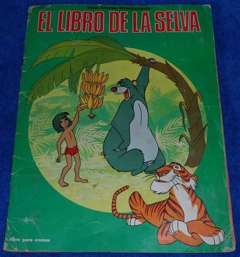 libro la selva el libro de la selva fher 01 193 lbumes de cromos