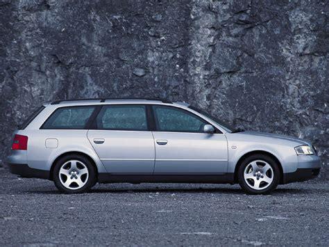 Audi A6 Avant V8 by Audi A6 Avant 4 2 V8 Quattro C5 1999 Parts Specs