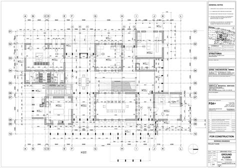 Working Drawing Floor Plan | working drawings 3dplans