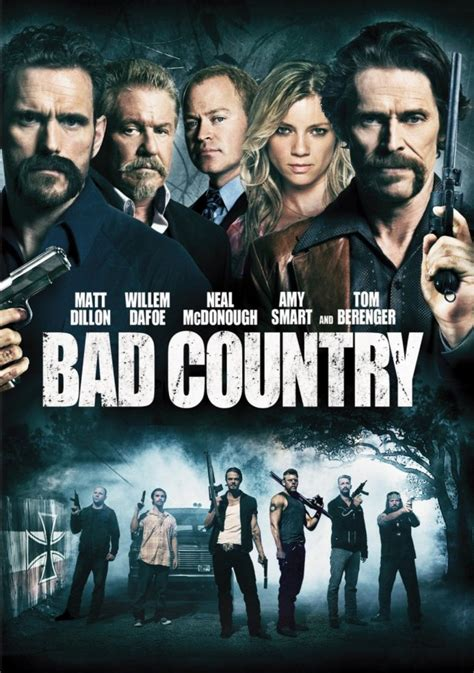 film going up the country willem dafoe and matt dillon populate bad country in
