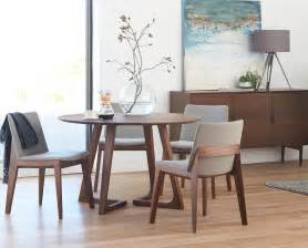 Modern Tables And Chairs Round Table And Chairs From Dania Condo Pinterest