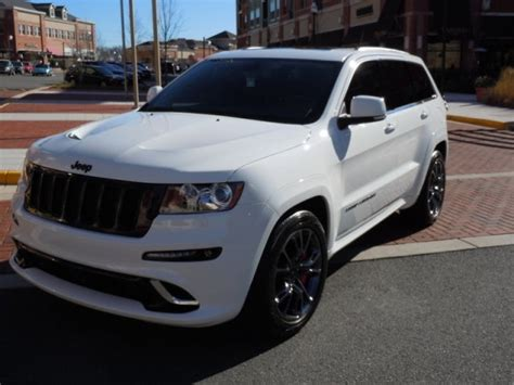 Jeep Srt8 White Jeep Grand Srt8 White Cars Dope Rides