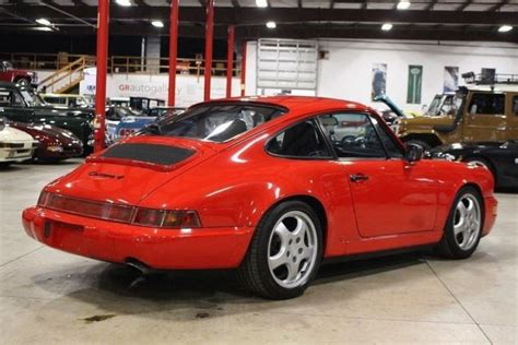 how cars run 1991 porsche 911 auto manual 1991 porsche 911 carrera 4 83839 miles guard s red coupe 3 6l v6 5 speed manual classic