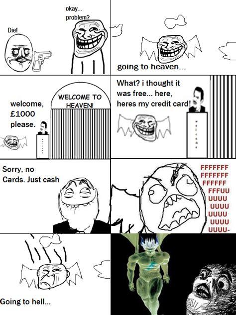 Rage Comic Meme - image ragecomicheaven png teh meme wiki fandom