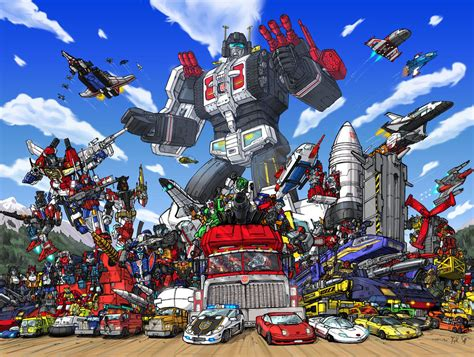 micromasters autobot all by hansime on deviantart