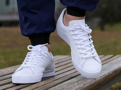 adidas originals rod laver  white freshness mag
