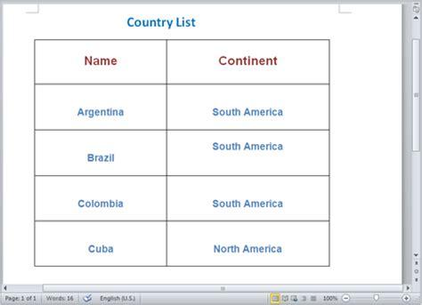 set table column width set word table column width with c vb net