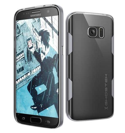 Galaxy S6 Premium Casing Cover Bumper Sarung Armor Murah galaxy s7 ghostek cloak series silver slim premium protective