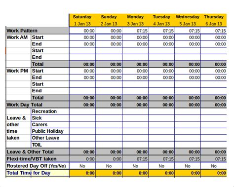 time tracking sheet template 12 time tracking templates free sle exle format