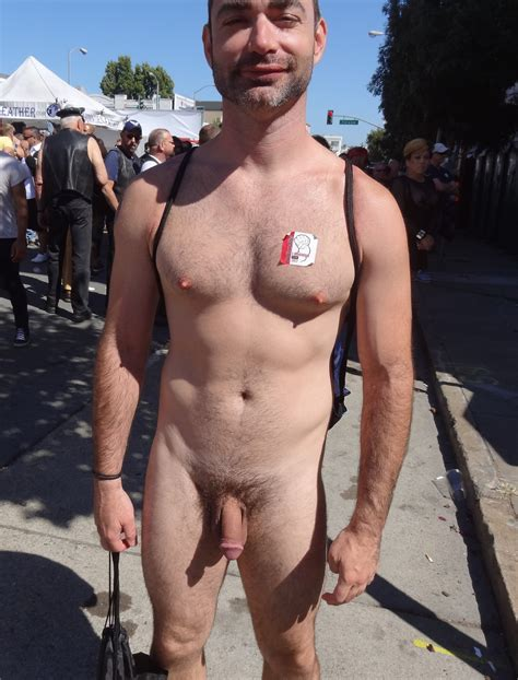 Naked Men In Public Places