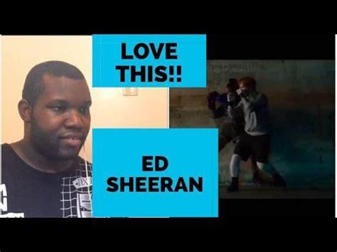 ed sheeran perfect reaction ed sheeran shape of you reaction youtube