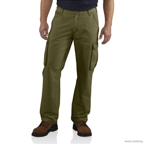 mens rugged fashion s carhartt 100272 rugged cargo pant