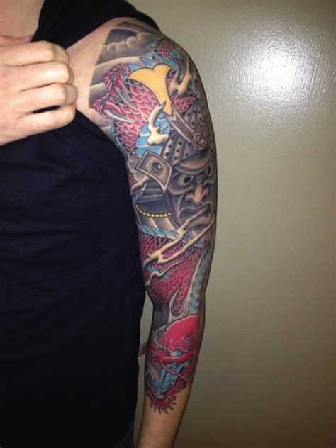 tattoo upper arm sleeve designs 40 full sleeve tattoo designs to try this year
