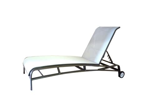 Sling Chaise Lounge Chair by E 150 Outdoor Sling Chaise Lounge