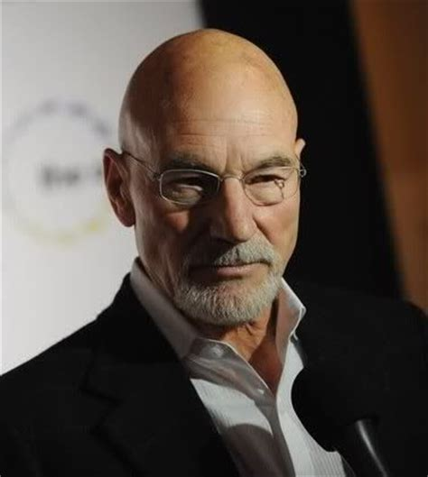 white beard styles for older men popular beard styles patrick stewart bald style i can t not pin sir