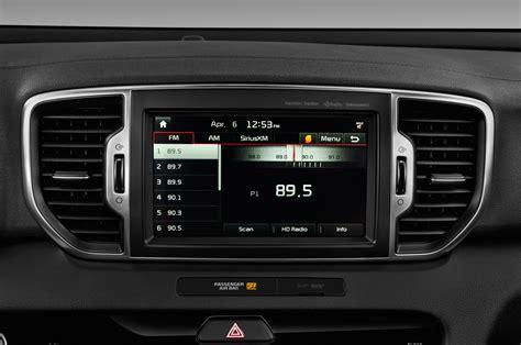 radio interior 2017 kia sportage radio interior photo automotive