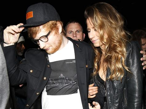 ed sheeran fiance ed sheeran reveals he didn t leave his house for four months