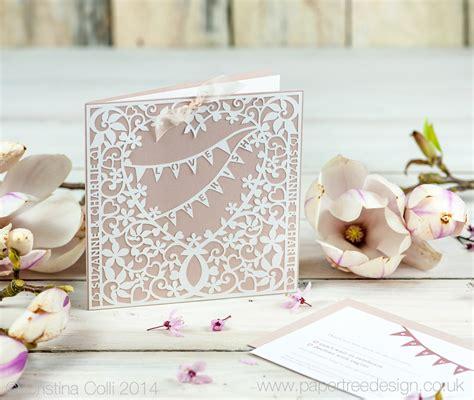 Wedding Stationery Paper by Wedding Stationery Gallery Paper Tree Design Wedding