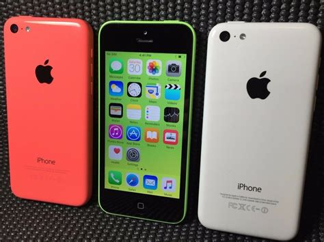 t iphone 8 apple iphone 5c 8 16gb at t t mobile or unlocked bundle free ship ebay