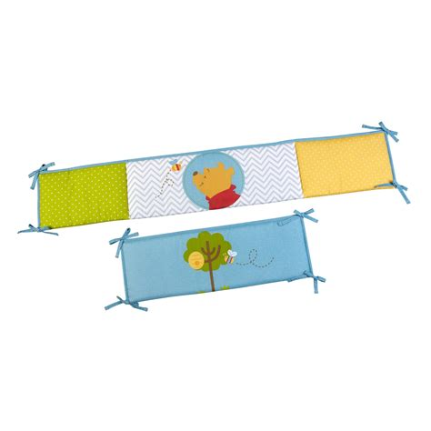 Easy Blend Baby Care Multifungsi Dari Crown Baby disney winnie the pooh infant s crib bumper baby baby bedding bumpers rail covers