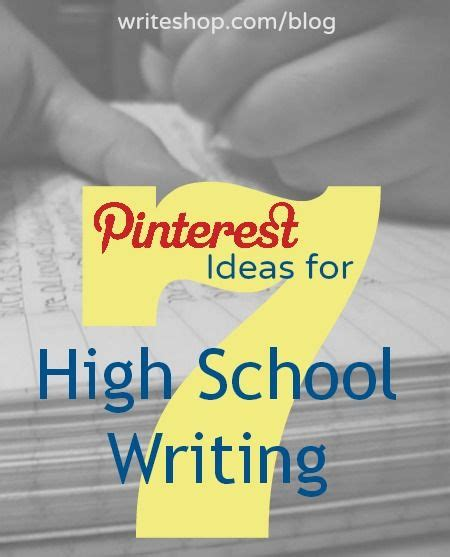 High School Essay Writing Prompts by High School Writing Prompts