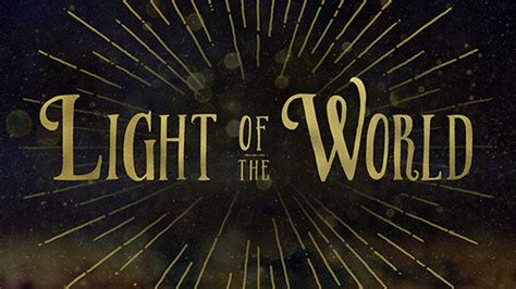 you are the light of the sermon light of the sermon series sermon graphics