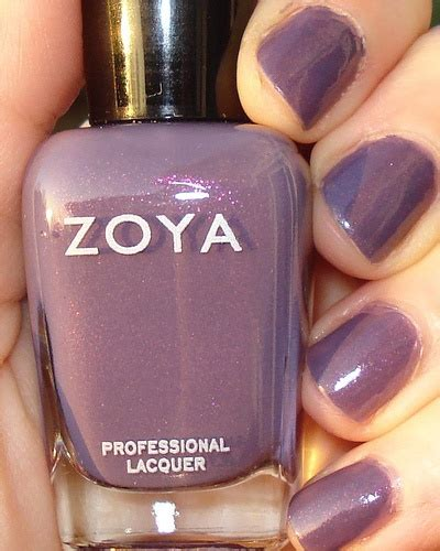 Zoya Cosmetics Eyeshadow Reguler zoya lotus my favorite zoya purple click for review nails and
