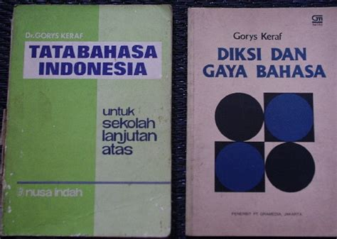 bahasa indonesia nya layout blog hurek gorys keraf pakar bahasa dari flores timur